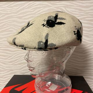 プレイボーイ(PLAYBOY)のplayboy プレイボーイ ハンチング 帽子(ハンチング/ベレー帽)