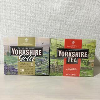 ヨークシャーティー&ヨークシャーゴールド(茶)