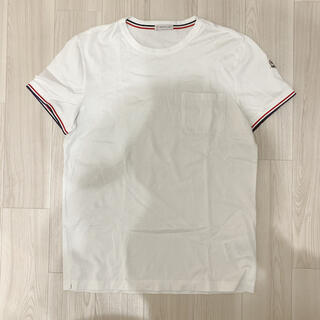 MONCLER - [新品同様]モンクレール Tシャツ トリコロール  S