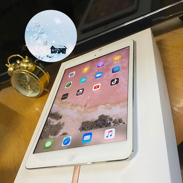 iPad(アイパッド)のせち様専用 27日 美品 iPad  mini1 16GB  WiFiモデル  スマホ/家電/カメラのPC/タブレット(タブレット)の商品写真