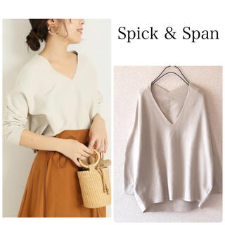 Spick and Span - vネックプルオーバー