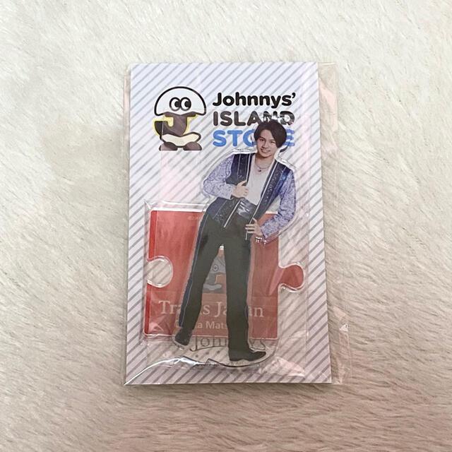 Johnny's(ジャニーズ)の松田元太 アクリルスタンド 【購入前コメント】 エンタメ/ホビーのタレントグッズ(アイドルグッズ)の商品写真