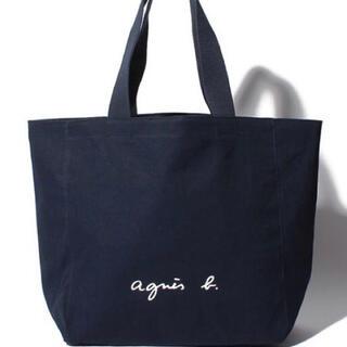 agnes b. - 【アニエス・ベー】トートバッグ ブラック Lサイズ