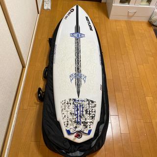 プレセボジーク5'7 サーフボード