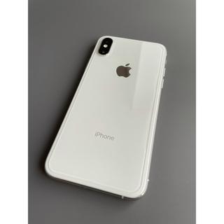 Apple - iPhone xs 64GB 白 ホワイト simロック解除 残責なし