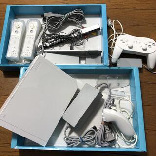 ウィー(Wii)のWii 本体他(家庭用ゲーム機本体)