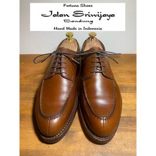 green label relaxing - Jalan Sriwijaya ジャランスリワヤ ユーチップレザーシューズ 革靴