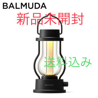 BALMUDA - 新品 バルミューダ LED ランタン ブラック