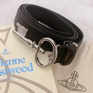 Vivienne Westwood - Vivienne Westwood ベルト キー ロック ブラック