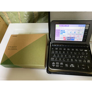 CASIO - 電子辞書XD-Z4800