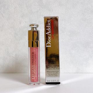 Christian Dior - ディオール アディクト リップ マキシマイザー 104 ローズゴールド 限定色