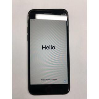 Apple - 【美品】iPhone7 128GB ジェットブラック