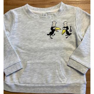 グラニフ(Design Tshirts Store graniph)のgraniph(グラニフ)★からすのパンやさん トレーナー(Tシャツ/カットソー)