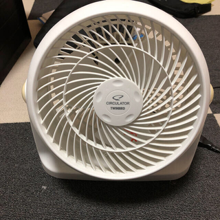 ツインバード(TWINBIRD)のサーキュレーター(扇風機)