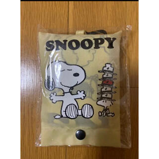 SNOOPY - ★新品未使用★ SNOOPY  エコバッグ