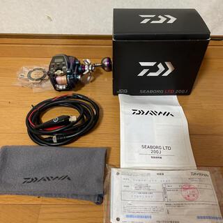 ダイワ(DAIWA)のシーボーグ LTD200j(リール)