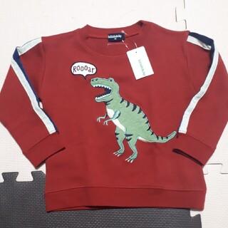 kladskap - クレードスコープ 恐竜 トレーナー