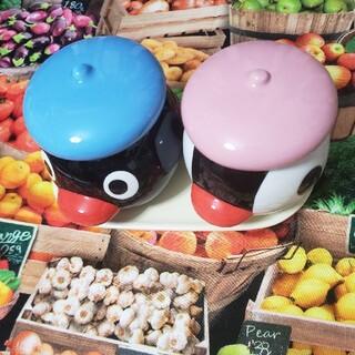 ミスタードーナツ ピングー&ピンガー ミニポットセット(食器)