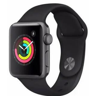 アップルウォッチ(Apple Watch)の新品 アップルウォッチ 3 Apple Watch 3 GPS(その他)