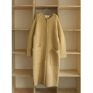 TODAYFUL - TODAYFUL トゥデイフル Quilting Knit Coat