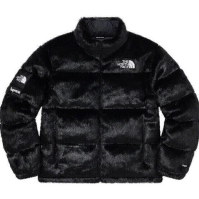 Supreme(シュプリーム)の※Sサイズ シュプリーム×ノースフェイス ヌプシsupreme ダウンジャケット メンズのジャケット/アウター(ダウンジャケット)の商品写真