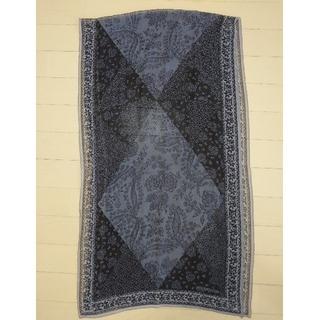 ローラアシュレイ(LAURA ASHLEY)のローラアシュレイ スカーフ ブルー系(バンダナ/スカーフ)