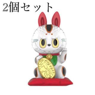LABUBU 招き猫 2体セット(フィギュア)