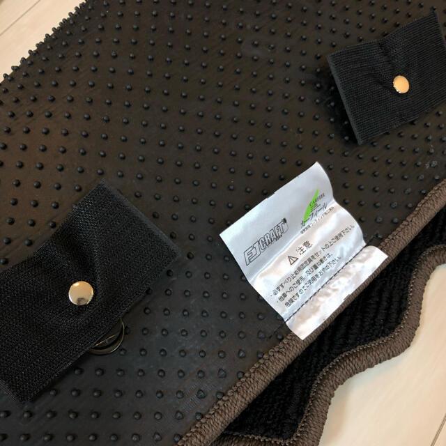 ダイハツ(ダイハツ)のムーヴキャンバス 内装シート フロアマット 自動車/バイクの自動車(車内アクセサリ)の商品写真