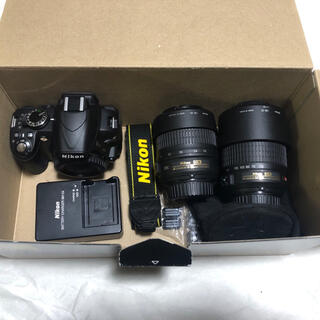 Nikon - Nikon D3100 ダブルレンズセット