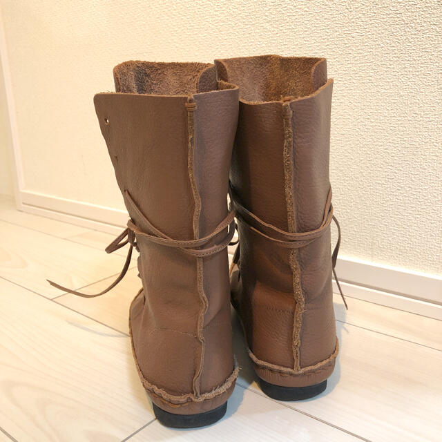 SM2(サマンサモスモス)のサマンサモスモス本革ブーツ レディースの靴/シューズ(ブーツ)の商品写真