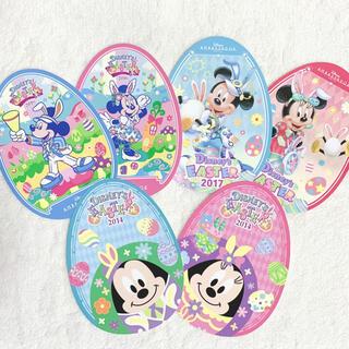 ディズニー(Disney)のディズニー ホテル宿泊者限定 イースター ポストカード(ノベルティグッズ)