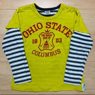 エフオーキッズ(F.O.KIDS)のF.O.KIDS エフオーキッズ トップス ロンT 長袖Tシャツ 130 男の子(Tシャツ/カットソー)