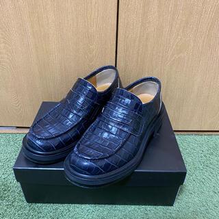 Jieda - jieda leather Loafer 20AW