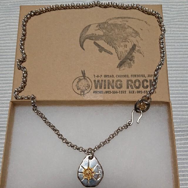 ネックレス⑤ ウイングロック WING ROCK メンズのアクセサリー(ネックレス)の商品写真