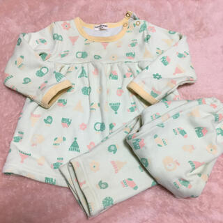 エフオーキッズ(F.O.KIDS)の女の子 パジャマ 90(パジャマ)