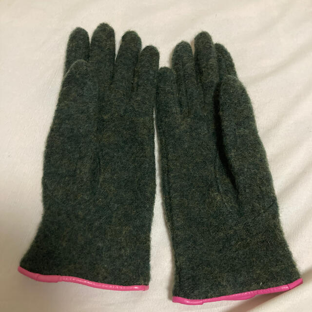 Vivienne Westwood(ヴィヴィアンウエストウッド)のヴィヴィアン 手袋 レディースのファッション小物(手袋)の商品写真