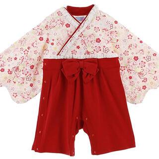 キャサリンコテージ(Catherine Cottage)のキャサリンコテージ ロンパース 袴(和服/着物)