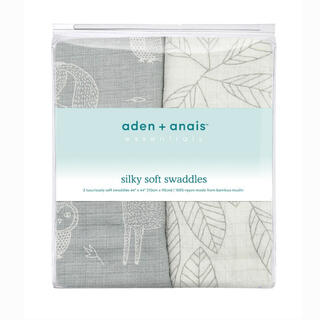 aden+anais - aden+anais silky soft swaddles