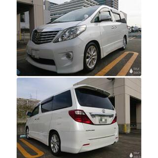 トヨタ - 全コミ価格 車検R4年6月 アルファード350SCパッケージ