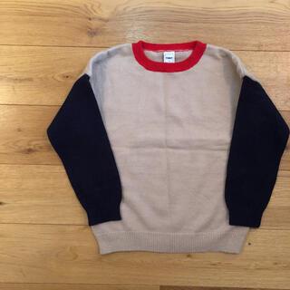 コドモビームス(こども ビームス)のニット セーター 130(Tシャツ/カットソー)
