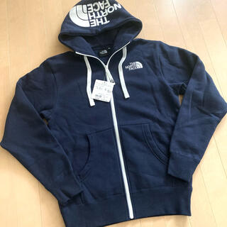 THE NORTH FACE - THE NORTH FACE 新品タグ付 リアビューフルジップフーディ パーカー