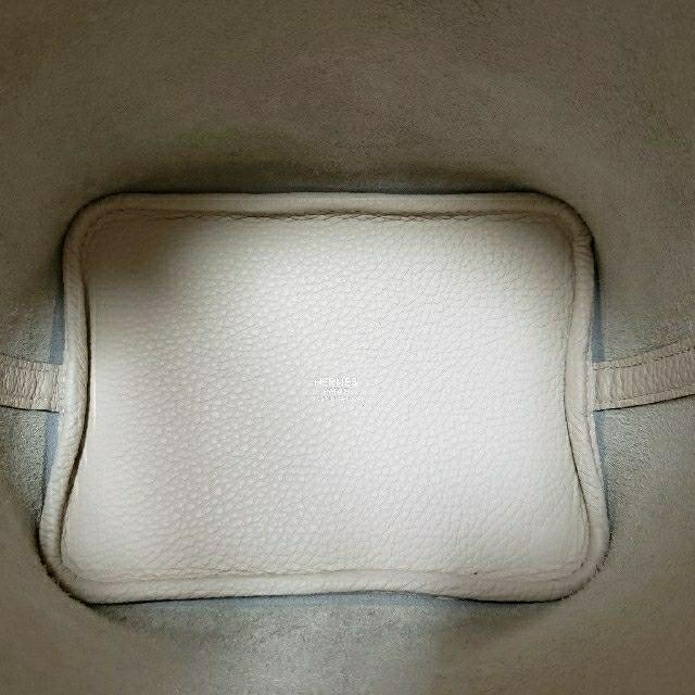 Hermes(エルメス)のみつ様専用HERMES ピコタンPM 18 クレ レディースのバッグ(ハンドバッグ)の商品写真