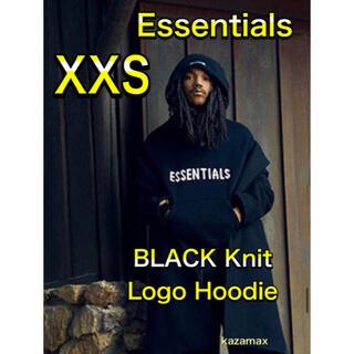 フィアオブゴッド(FEAR OF GOD)のFOG Essentials エッセンシャルズ ニット パーカー XXS(パーカー)