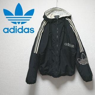 adidas - adidas 旧ロゴ アディダス ナイロンジャケット 90S