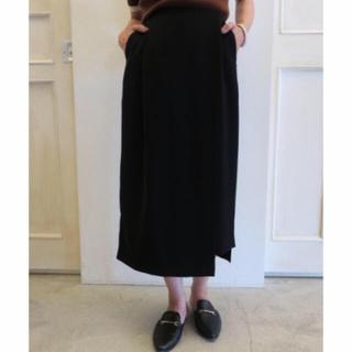 ENFOLD - 即完売  ENFOLD  エンフォルド スカートパンツ ドゥーズィエムクラス