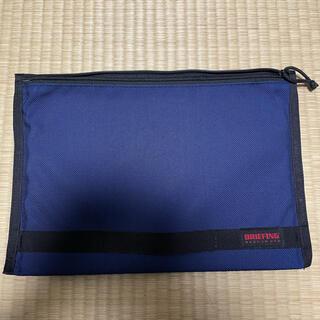 ブリーフィング(BRIEFING)のブリーフィング バッグ クラッチバッグ PC タブレット ポーチ ショルダー(セカンドバッグ/クラッチバッグ)