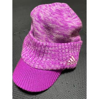 ゴルフ⭐︎adidas ニット帽