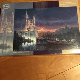 ディズニー(Disney)のディズニー ジグソーパズル シンデレラ 1000ピース(その他)