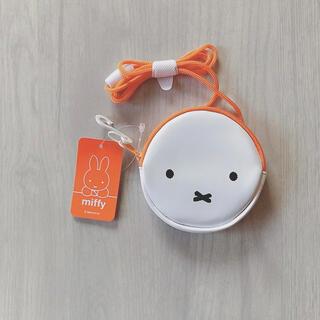 新品 ミッフィー  miffy コインケース ネックパース 小銭入れ 財布(財布)