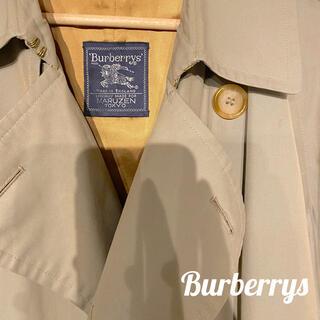 BURBERRY - Burberryバーバリー Burberrys トレンチコート MARUZEN